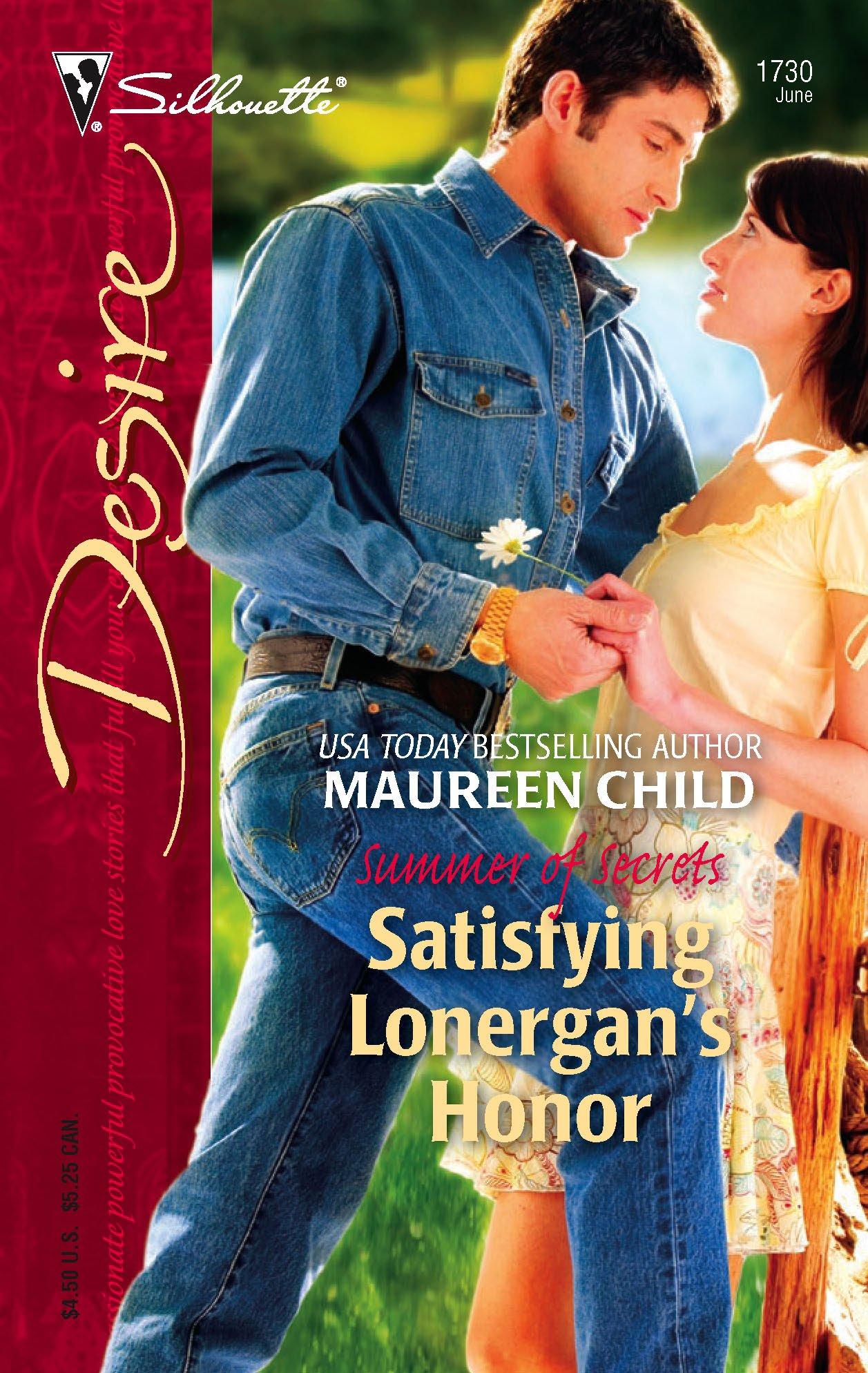 Satisfying Lonergan's Honor (Summer Of Secrets) ebook