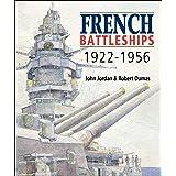French Battleships, 1922–1956