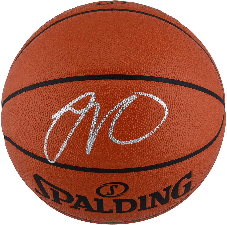 Jayson Tatum Boston Celtics Autographed Indoor/Outdoor Basketball - Fanatics Authentic Certified - Autographed Basketballs