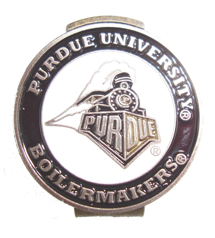 Purdue Boilermakers帽子クリップとゴルフボールマーカー   B0010Y95B0