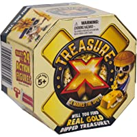 Treasure X Adventure Pack, Toys for Boys, 4 Years & Above, Collectible Toys, Action Figures