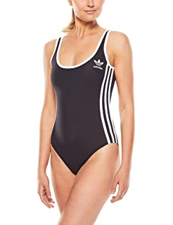 Adidas i 3s Tank Costume da bagno da donna  Amazon.it  Sport e tempo ... 270f466fc6b
