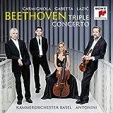 Beethoven: Tripleconcert op. 56 / Ouvertüren