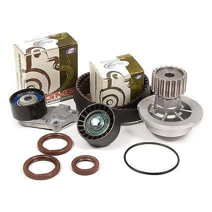 Amazon.com: 04-08 Chevrolet Daewoo 1.6 DOHC 16V Timing Belt Kit Water Pump: Automotive