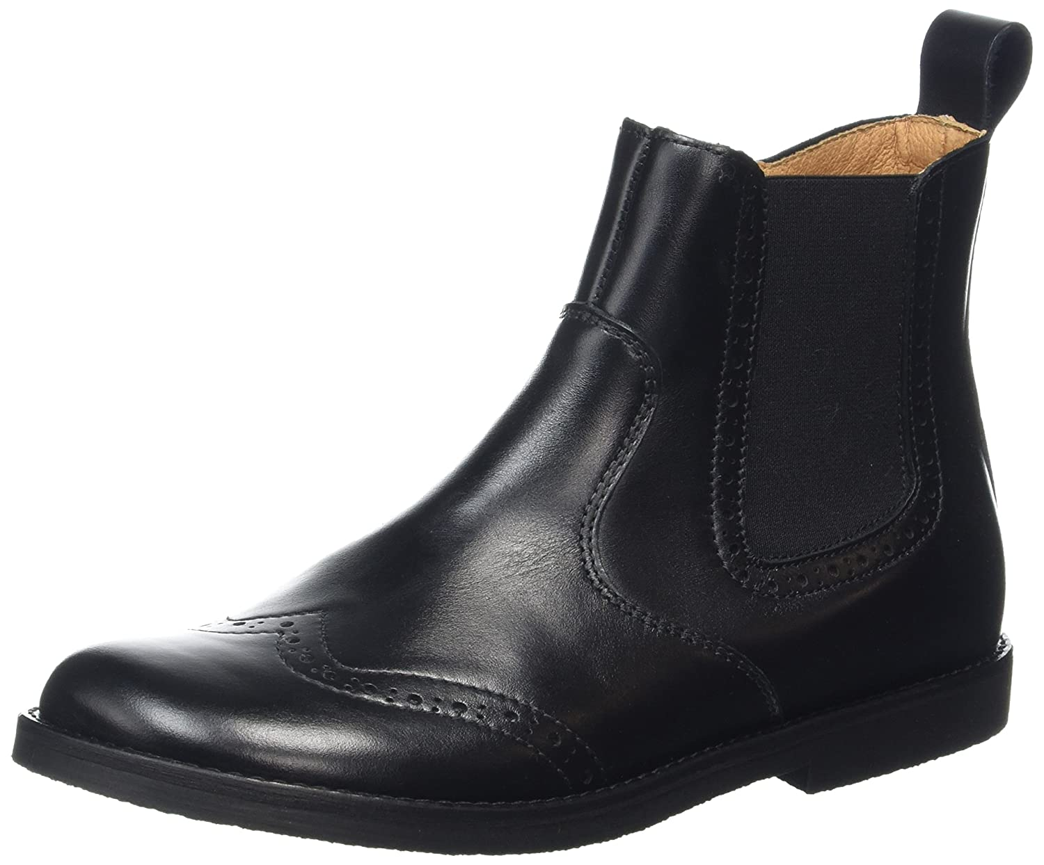 FRODDO Unisex Kids Chelsea Ankle Boot Black G3160061, Bottes Mixte Enfant