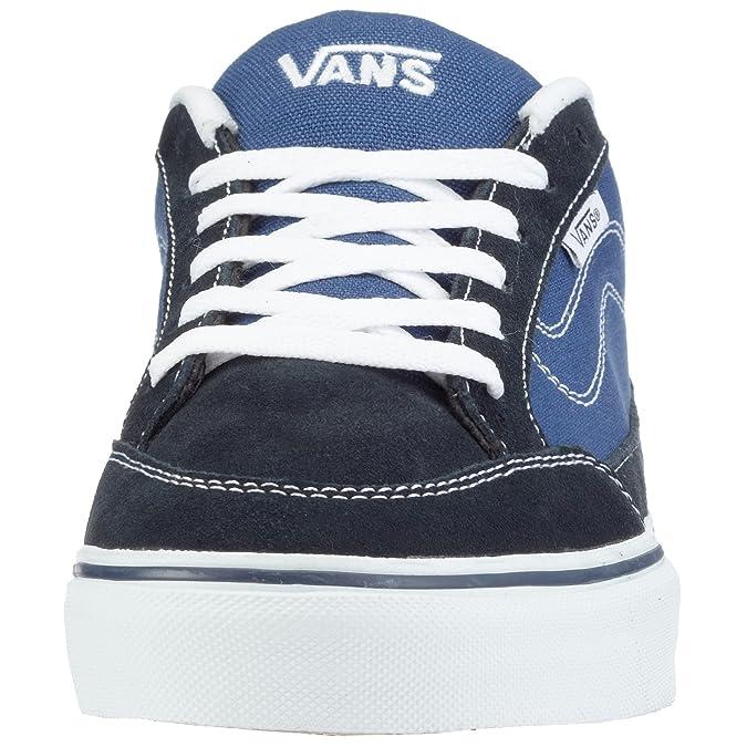 Vans Bearcat - Zapatillas de skate para hombre, Azul (Blau (Navy/Stv Navy)), 39
