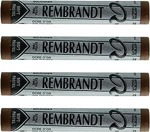 Rembrandt Pastel 231.1 Gold Ochre