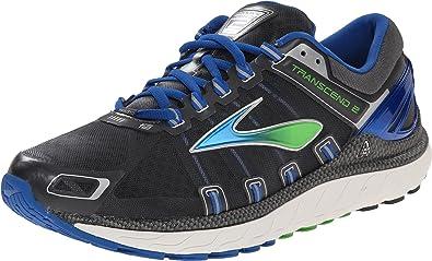 Brooks Hombre Transcend 2 zapatillas, color Azul, talla 48.5: Amazon.es: Zapatos y complementos