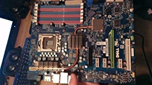 New Dell Studio XPS 9000 435T Motherboard System Board N1996 RI0707 X501H 0X501H (Renewed)