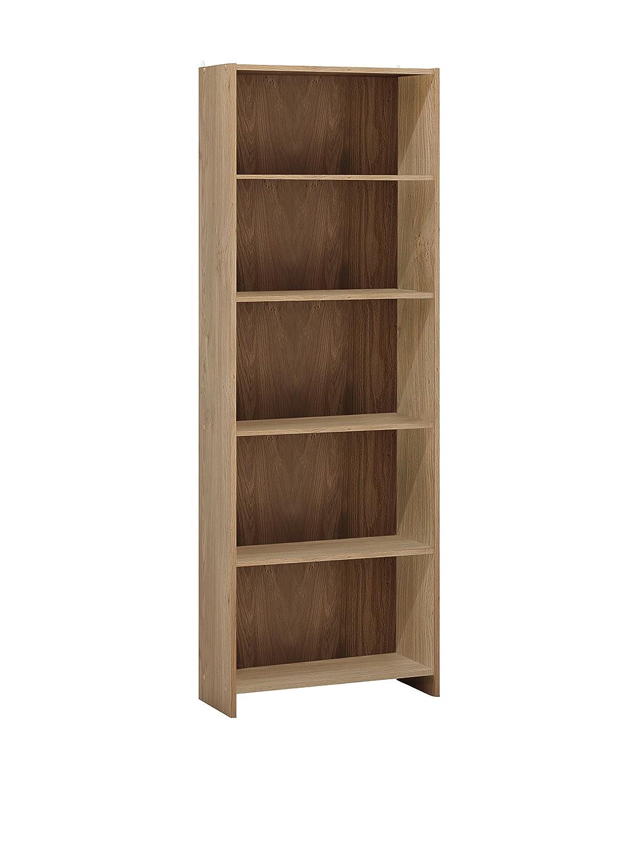 13Casa - Castaway A2 - Libreria. Dim: 60, 3x24, 4x169 h cm. Col: Faggio. Mat: Truciolare. F00360301121_BEECH