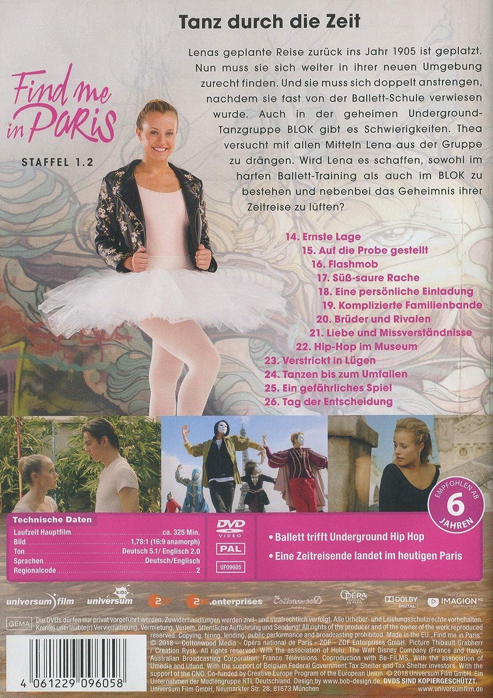 Zdf find me in paris staffel 2