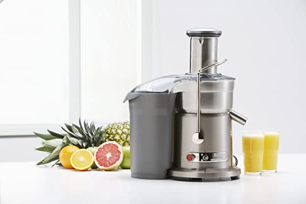 Breville 800JEXL – A great juicer with lots of power.