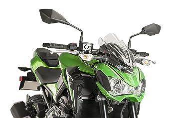 Puig 9689W Naked New Generation Modelo Sport Transparente para Kawasaki Z900 17