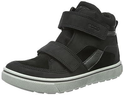 ECCO ECCO GLYDER, Boys' Ankle Boots, Black (Black/Marine METALLIC59627)