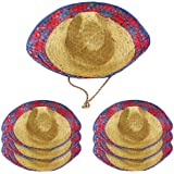 Sombrero Hats - Child and Adult Sizes Costume and Dress Up Hat by Funny Party Hats