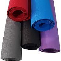 Tapete Esteira Mat 190 cm x 60 cm x 5mm Yoga Pilates Ginastica Academia