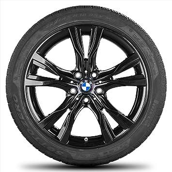 Bmw Genuine Alloy Wheel 2er Active Tourer F45 Y Spoke 484 In 18 Inch Auto
