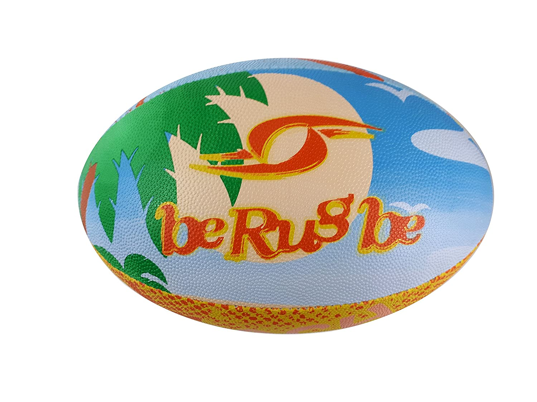 beRugbe 0brbtrasvc5030005 balón de Rugby Unisex niños, Talla 4 ...