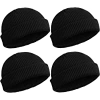 Beautiful Winter Warm Knitted Trendy Hot Four Leaf Clover Design Hat For Girl