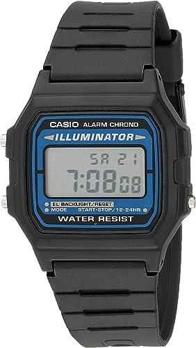 Casio Men's F105W 1A Illuminator Sport Watch