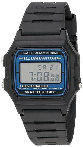 30824475f224 Casio Men s F105W-1A Illuminator Sport Watch  Casio  Amazon.com.mx ...