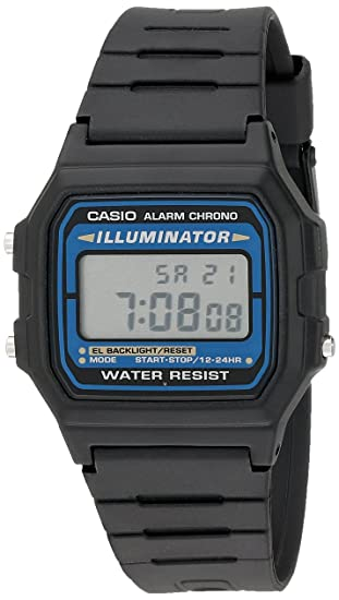 d53ed26dc2cc Amazon.com  Casio Men s F105W-1A Illuminator Sport Watch  classic  Watches