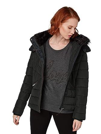TOM TAILOR für Frauen Jacken & Jackets Gefütterte Steppjacke
