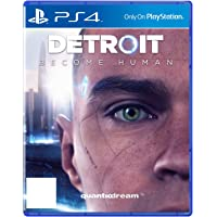 Sony Detroit: Become Human Oyun [PlayStation 4] (Sony Eurasia Garantili)