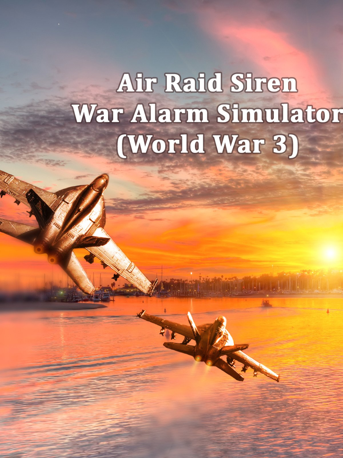 Amazon co uk: Watch Air Raid Siren - War Alarm Simulator