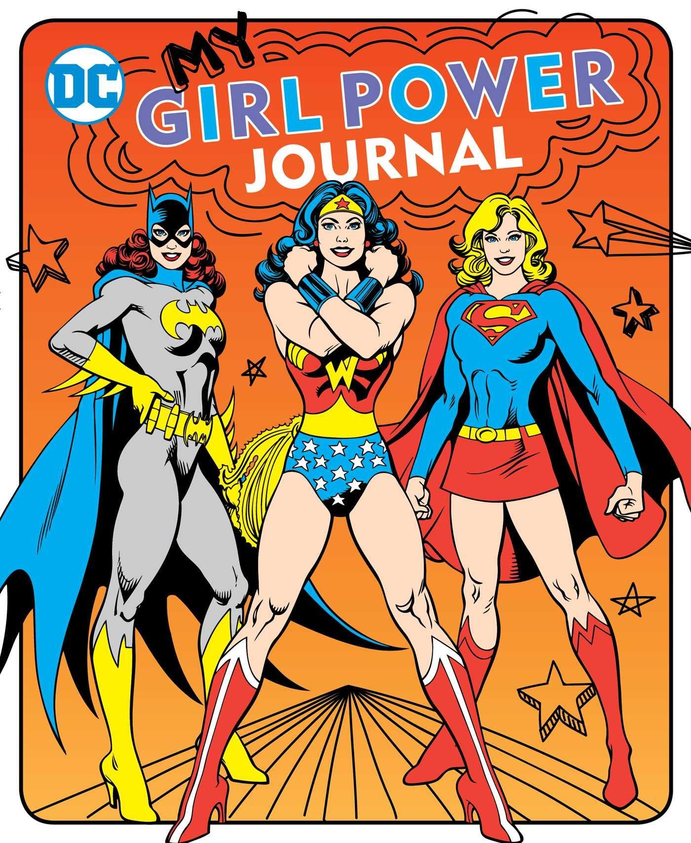 My Girl Power Journal (DC Super Heroes)
