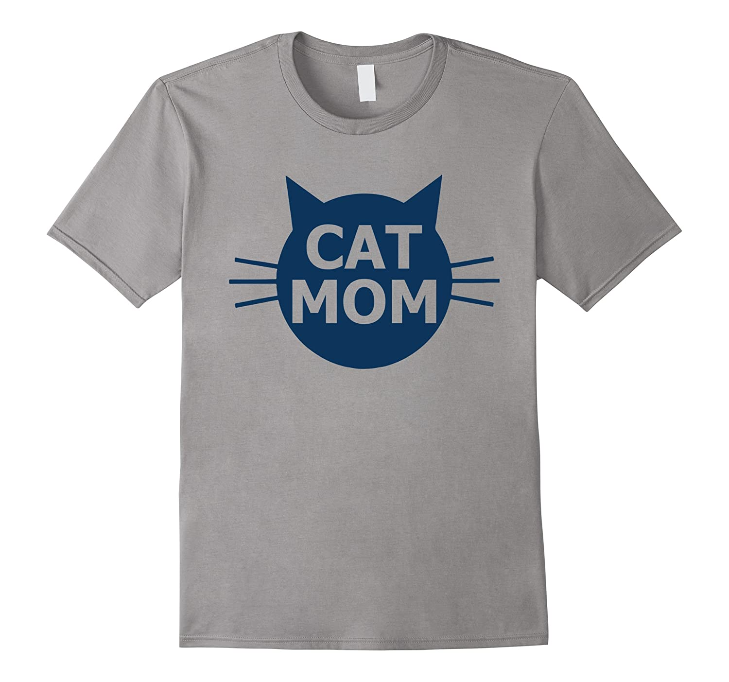 Cat T-Shirt Cat Mom  5 Color choice-Limited Edition-TD