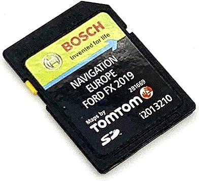 Última tarjeta SD 2019/2020 para Ford FX SD Card Map Update 2019-2020 Cover All Europe – C-MAX, FOCUS, FUSION, GALAXI, MONDEO, KUGA, S-MAX TRANSIT – Pantalla táctil i2013210: Amazon.es: Electrónica
