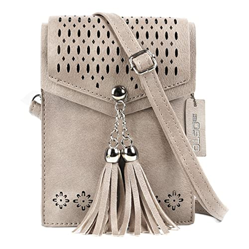 Image Unavailable. Image not available for. Color  seOSTO Women Small  Crossbody Bag 2e3f97fd90341