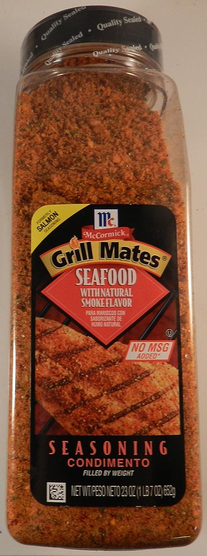 Mccormick grill mates seafood seasoning 23 oz ebay for Grilled fish seasoning
