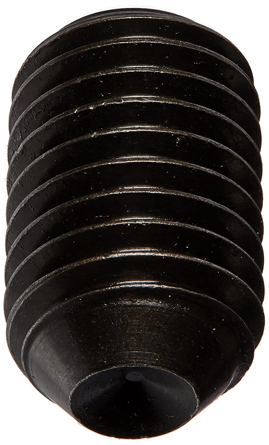Black Oxide Finish US Made 5//8-11 Thread Size 1 Length Small Parts 6216SSC Alloy Steel Set Screw Cup Point Meets ASME B18.3 Hex Socket Drive 5//8-11 Thread Size Pack of 50 1 Length
