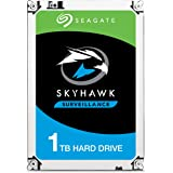 """Seagate ST1000VX005 SkyHawk 1 TB, Dahili Hard Disk, 3,5"""", 64 MB, Cache SATA 6Gb/s"""