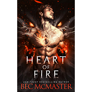 Heart Of Fire (Legends of the Storm Book 1)