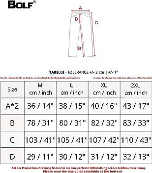 BOLF Femme Pantalons de Sport de Surv?Tement dentra/înement de Football de Fitness de Athl/étique Joggeur de Course Slim Fit Street Style Mix 6F6