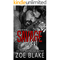 Savage Vow: A Dark Mafia Arranged Marriage Romance (Ivanov Crime Family Book 1)