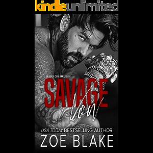 Savage Vow: A Dark Mafia Arranged Marriage Romance (Ivanov Crime Family Book 1)