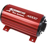 Aeromotive 11101 Red Fuel Pump (A1000 - EFI or Carbureted Applications)