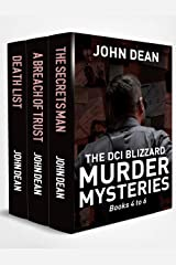 THE DCI BLIZZARD MURDER MYSTERIES: Books 4 to 6 Kindle Edition