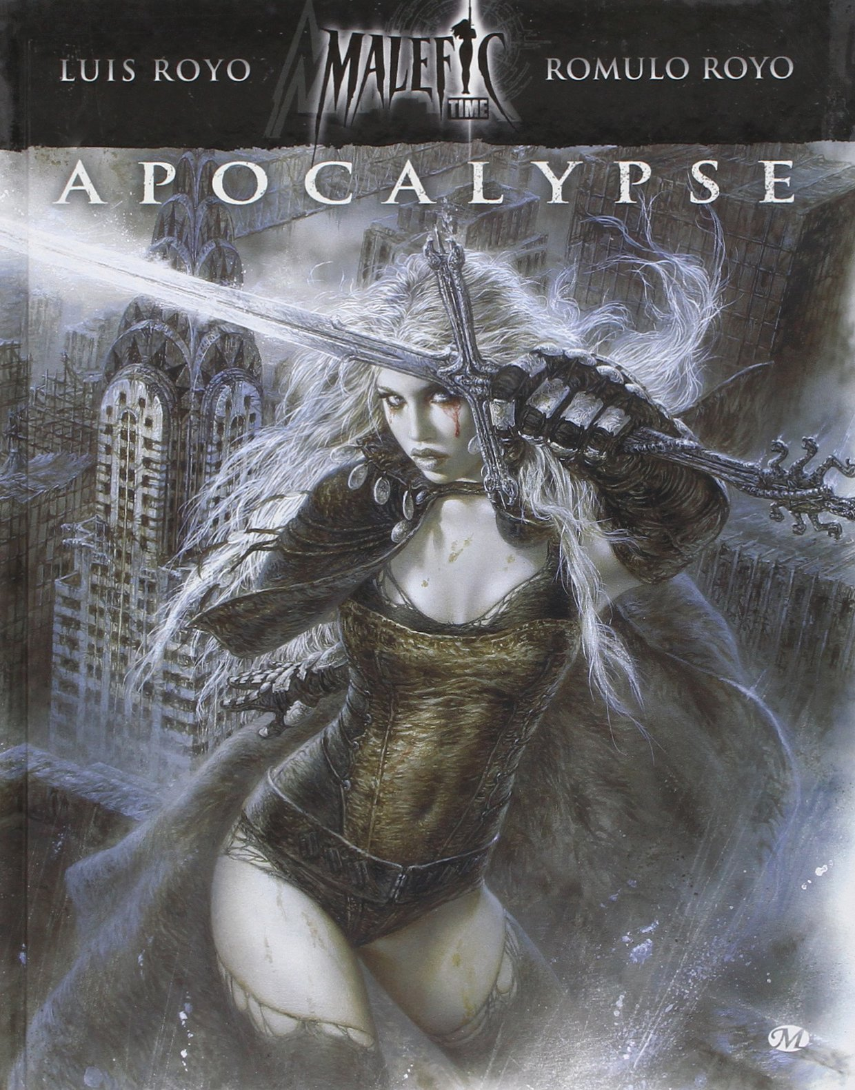 Malefic Time : Apocalypse (Artbook)