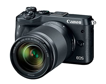 Review Canon EOS M6 (Black)