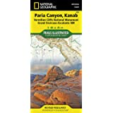 Vermillion Cliffs, Paria Canyon: Trails Illustrated (National Geographic Trails Illustrated Map)