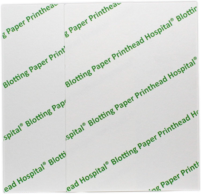 Impresión Kit de limpieza de cabezales para HP Impresoras – 100 ml: Amazon.es: Oficina y papelería