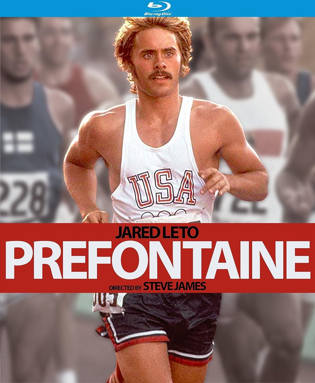 Amazon.com: Prefontaine [Blu-ray]: Jared Leto, R. Lee Ermey, Steve James:  Movies & TV