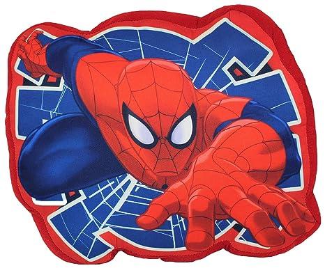 Almohada Marvel Avengers con superhéroe para niños, Cojines ...