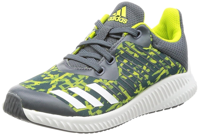sale retailer 673e2 241aa adidas Fortarun K Chaussures de Fitness Mixte Enfant, Multicolore - Blanc ( Onix Ftwbla Seamso) 30.5 EU  Amazon.fr  Chaussures et Sacs