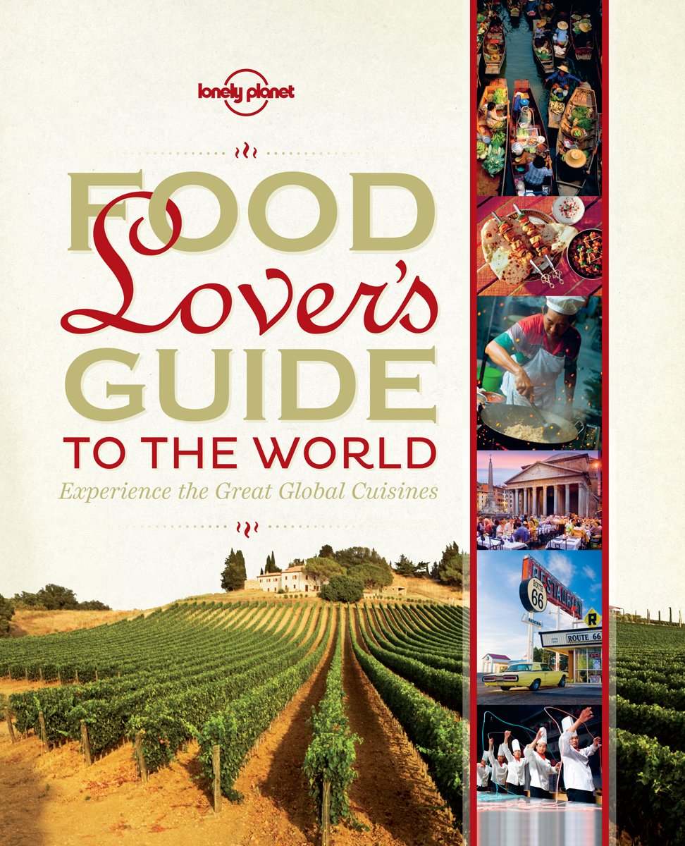 Food Lovers Guide World Experience product image